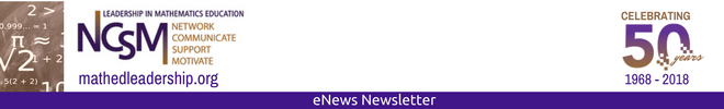 NCSM eNews Header
